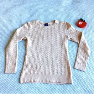 🧶Soft Cable Knit Sweater